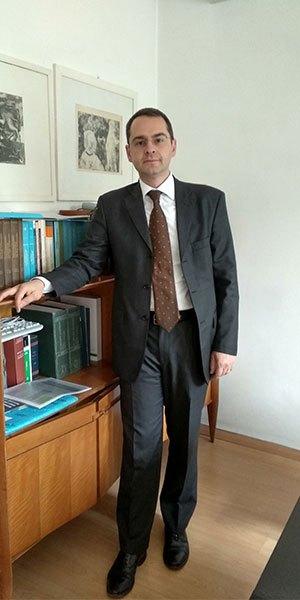 Avvocato Sergio Vergottini