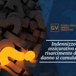 Studio legale associato Gerosa e Vergottini - Indennizzo assciurativo e risarcimento del danno si cumulano?