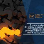 Studio legale associato Gerosa e Vergottini - Il concorso di colpa del pedone in caso di sinistro (breve commento alla sentenza della Cassazione civile n. 29254/2018)