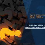 Studio legale associato Gerosa e Vergottini - Omicidio o lesioni stradali … revoca non sempre automatica