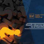 Studio legale associato Gerosa e Vergottini - Ritardi e disservizi ferroviari … no al risarcimento.